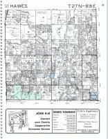Hawes T27N-R8E, Alcona County 1995